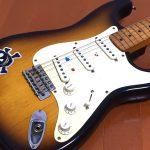 初めて買ったエレキギター,Fernandesのストラトタイプ