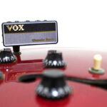 ヘッドフォンアンプ VOX Amplug2がの使い方と種類