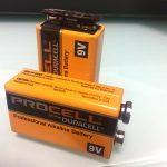 DURACELLのPROCELL9V電池でエフェクターの音質がよくなる!!