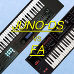 【Roland】JUNO-DSとFA-06の違いを徹底比較!!