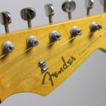 Fender Japan ST62-80TXを使い続けています。