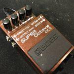 【BOSS/OC-3】SUPER Octaveポリフォニックオクターバーで和音も検出してくれる!