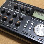 TASCAM DP-004のレビュー(DP-006やDP-008exの紹介も)