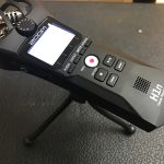 ZOOM H1nに進化してダントツハンディで使いやすいハンディレコーダー!