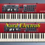 NORD electro6リリース決定!ついに音切れなくパッチが切り替わる!