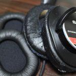 SONY MDR-CD900ST のボロボロのイヤーパッドを交換してみた!