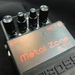 【BOSS/MT-2】メタルゾーンのレビュー