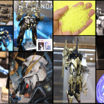 ガンダムベース東京に行って来たレポート!