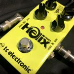 多機能高音質ステレオ入出力 TC Electronic HELIX Phaserのレビュー!