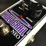 Electro Harmonix HOLY GRAIL neoリバーブのレビュー!【NEOやPlus,Maxとの比較も!】