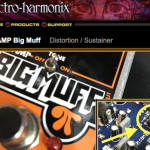 OP-AMP Big Muff(オペアンプビッグマフ)のレビュー!