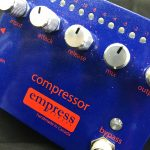 Empress Effects/Compressorのレビュー!