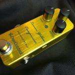 One Control/Lemon Yellow Compressorのレビュー!【ギターにもベースにもオススメ!】