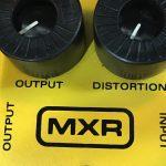 MXR/Distortion+のレビュー!