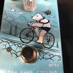 ANIMALS PEDAL/Tioga Road Cycling Distortionのレビュー!