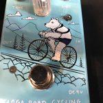 ANIMALS PEDAL/Tioga Road Cycling Distortionのレビュー!