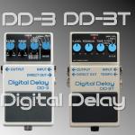 BOSS DD-3Tデジタルディレイのレビュー!DD-3との違いもまとめました!