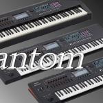 Roland FANTOMリリース!機能や特徴をレビューします