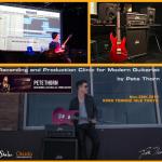 Pete thornレコーディング&プロダクションクリニックのレポート!【2019年11月28日】